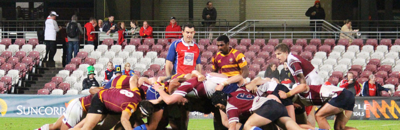 AIC PLAYERS SELECTED FOR QLD SCHOOLS RUGBY